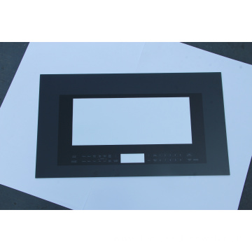 Black/white/pink Toughened Oven Glass Door