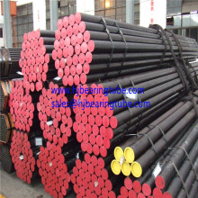 API5L/A106/A53 GradeB seamless carbon steel casing pipes