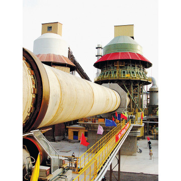 100-500 T/D Quick Lime Production Line