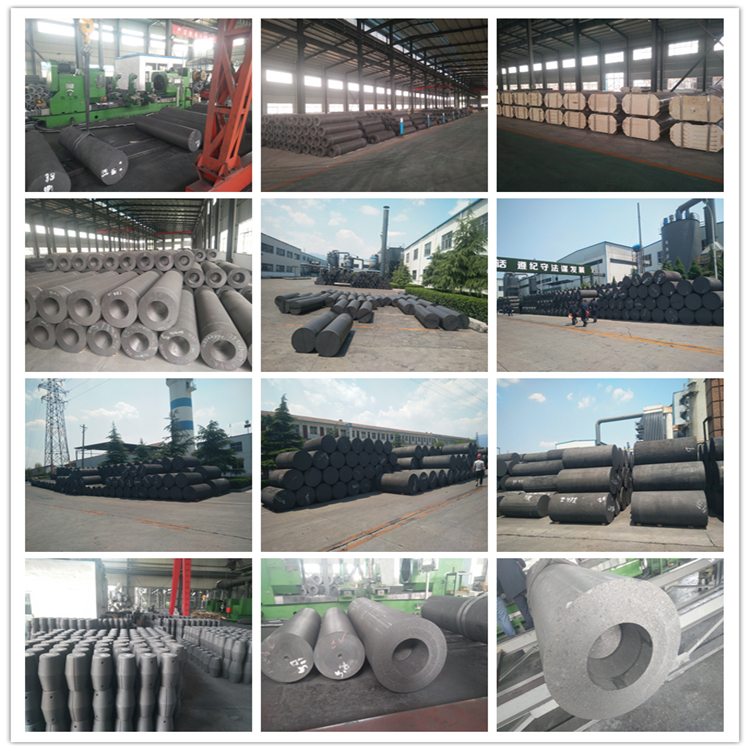 China graphite electrodes supplier