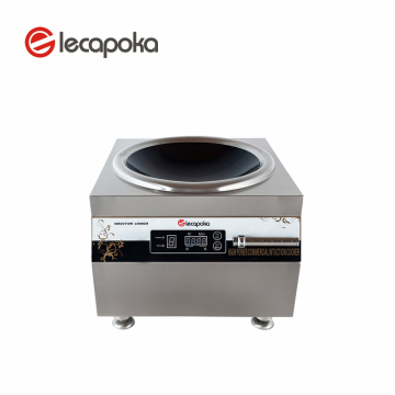Stainless 380V Electric Portable Stove Top Electric