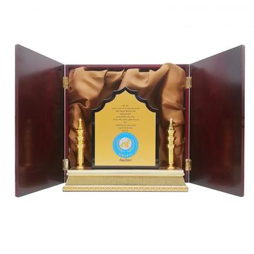 cheap price wooden trophy