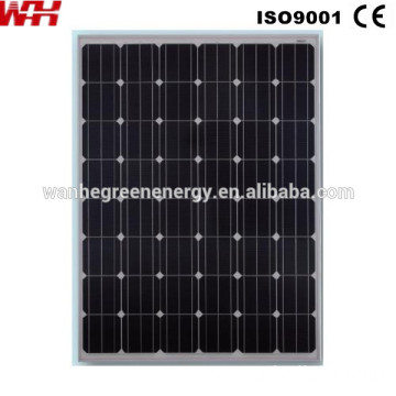 50W Working Models Solar Panels for Home Use