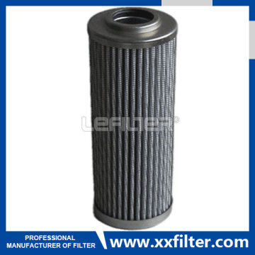 Efficient stainless steel folding hydraulic oil filter