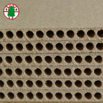 Hollow Core Tubular Particle board Chip Board