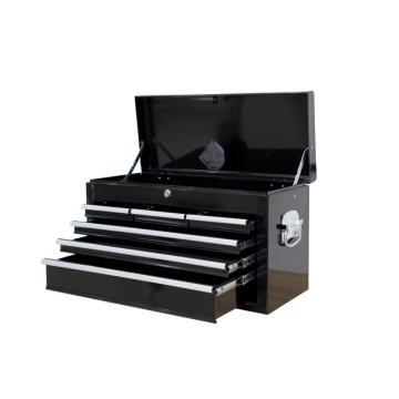 Six Drawer Tool Chest Tool Box Black Color