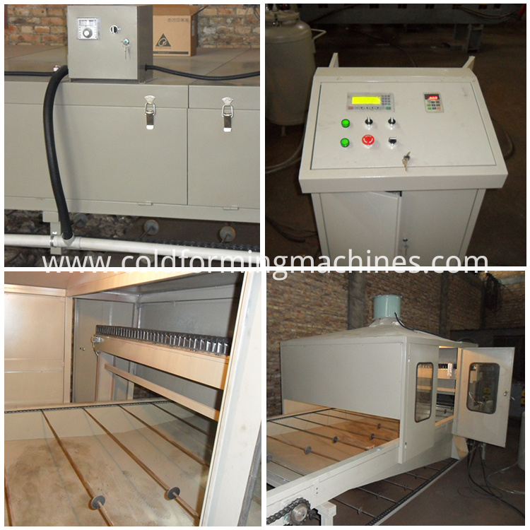 Color Stone Coated Machine