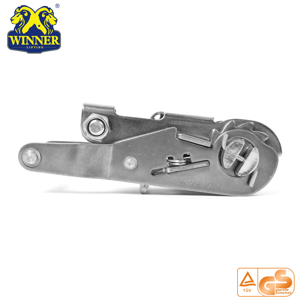 Stainless Stell Wide Handle Ratchet Buckles Tie Down Buckle