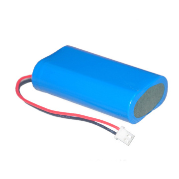 26650 2S1P 6.4V 6000mAh LiFePO4 Solar Battery