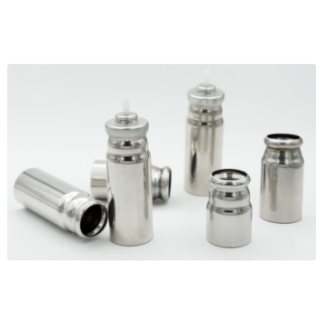 MDI canisters Plain canisters`