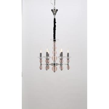 Modern Minimalist Design Indoor Decoration Glass Chandelier