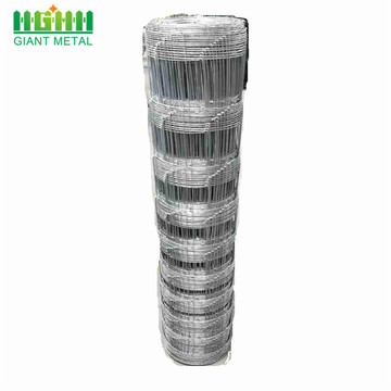 Electro galvanized grassland fenceS