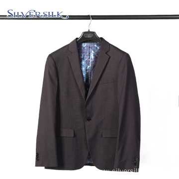 Plus Size Party Wear Men's Blazer Black