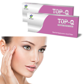 Buy hyaluronic acid dermal filler 2ml Pure Cross Linked Eye Wrinkles Ha Fillers