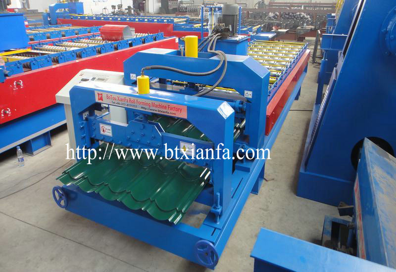 tile machine manufacturers