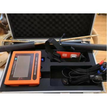 Screen Touch Underground Detector for Water Finding