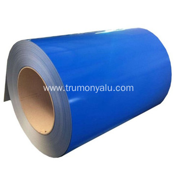Blue 5083 powder Aluminum color coated sheet roll