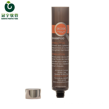 15ml cosmetic plastic tube for face clean packaging