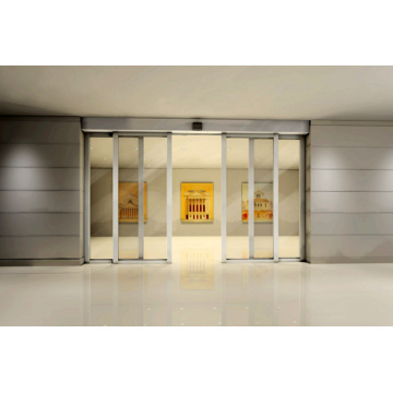 Heavy duty Automatic Telescopic Sliding Doors