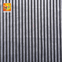 Customized Color Stripe Velour For Bolster