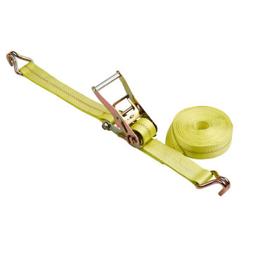 "3""10t 22000lbs Ratchet tie down Polyester Cargo Lashing"