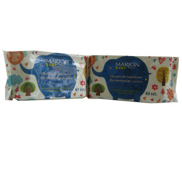 Custom Single Package Alcohol Free Baby Wipes