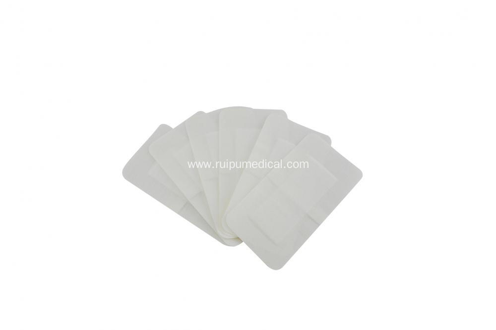 Cheap Disposable Medical Adhesive Non-woven Wound Dressing