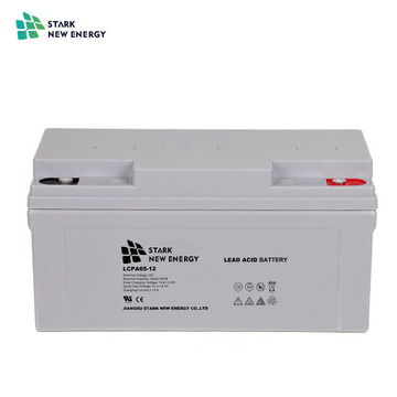 12V65Ah Lead acid Battery