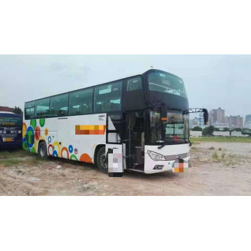 Yutong CNG middle bus  travel bus with 40-60 seats