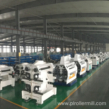 Pneumatic Double Roller Mill