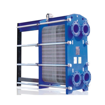 Stainless steel swimming pool heat exchanger