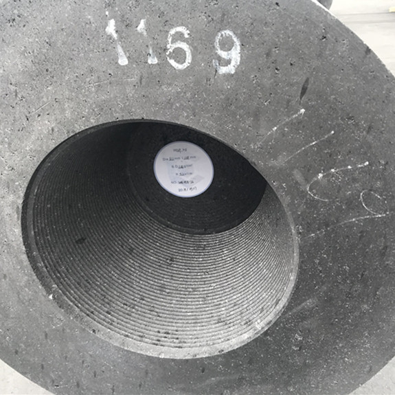 "Ladle furnace UHP 24""X96/108"" Graphite Electrodes"