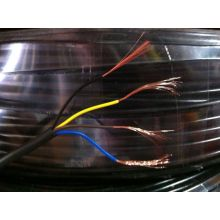 PVC sheathed flexible cable