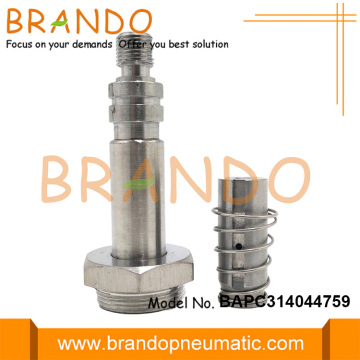 14.0mm Thread Seat Stainless Steel Armature Plunger Tube