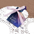 European Style Starry Sky Wedding Candies Box