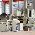 CE Horizontal Automatic Steel Turnings Briquette Machine