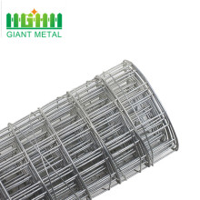 factory galvanised 3/4inch welded wire mesh