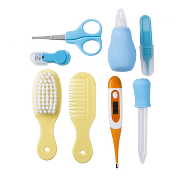 hiqh quality baby grooming kit for baby healthcare kit