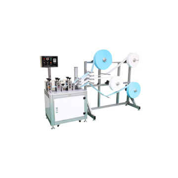 Surgical mask machine fully automatic