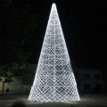 Led Christmas Tree Decorative Motif Light