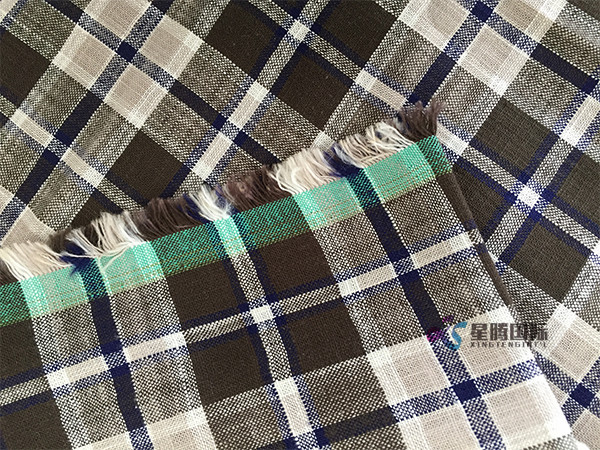 Check Fabric For Shirt