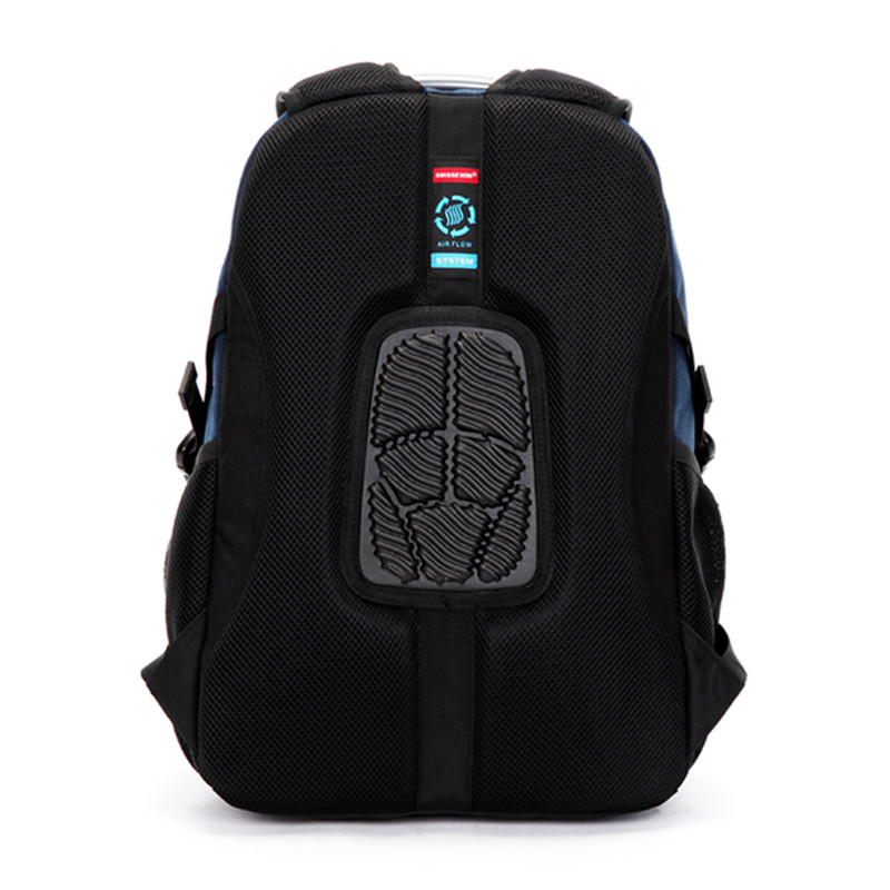 Nylon Big Capacity Backpack
