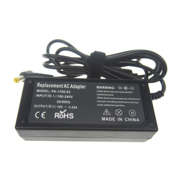 Hot selling notebook charger for benq 19V
