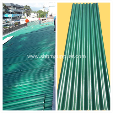 Waterproof Construction Material MgO Roofing Tiles Prices