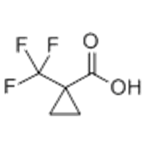 1-(Trifluoromethyl)cyclopropane-1-carboxylicacid CAS 277756-46-4