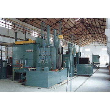 Box-Type Gas Carburizing Furnace