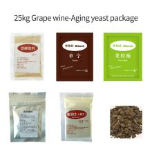 25kg Grape wine Aging yeast package family Winemaking wine accessories pectinase fermentation aid Bentonite Tannin Oak chip
