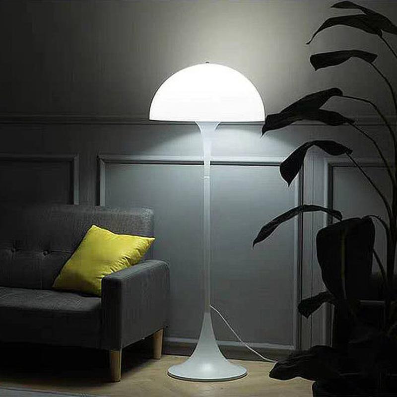 Modern Nordic Fashion Floor Lamps for Living Room Bedroom Bedside White Mushroom Led Floor Light Art Decor lighting