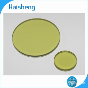 LB12 green optical glass filters