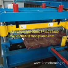Metal roofing  steel roll forming machine